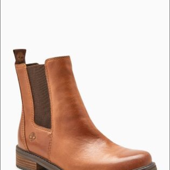 Timberland Mont Chevalier Leather Chelsea Boots 9